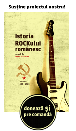 """""""ISTORIA ROCKULUI ROMÂNESC"""", SPUSĂ DE NELU STRATONE, ÎN PREGĂTIRE LA HYPERLITERATURA"""