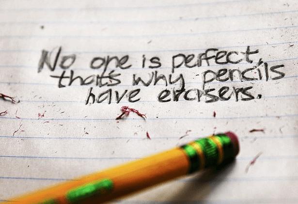 Suntem noi, oamenii, perfecţi? Provocarea de a fi tu însuţi
