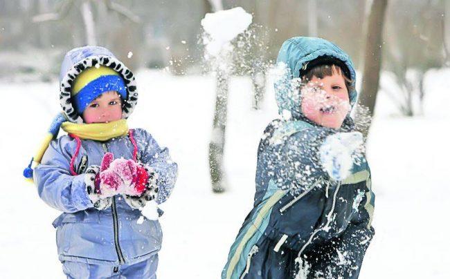 3 Jocuri de iarnă pentru copiii cu nevoie speciale
